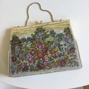 Petit Point Handtasche