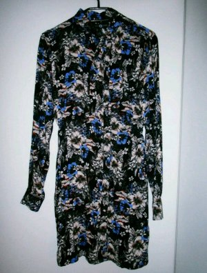 Petite Dress Blusenkleid 36 Flowers