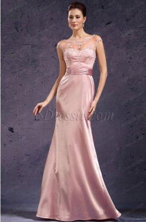 PETITE EXKLUSIV: Romantisches Abendkleid - perfekt für Abiball, Hochzeit o.ä.