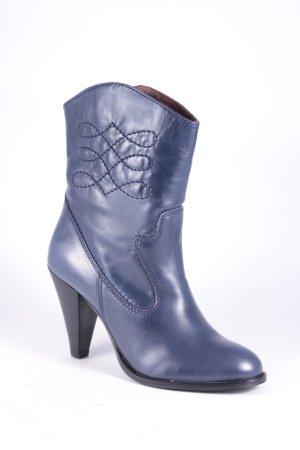 petite Mendigote Western-Stiefeletten dunkelblau Casual-Look