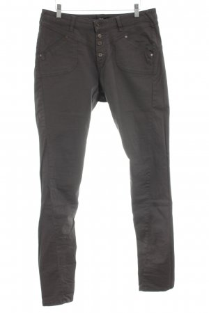 Petra R Slim Jeans hellgrau Casual-Look