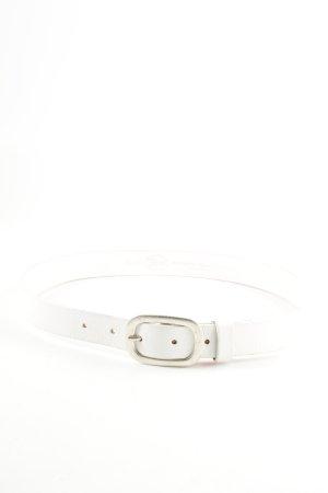Petrol Industries Waist Belt white casual look