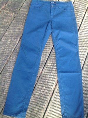 Petrolfarbene 5 Pocket Hose von Marc Cain
