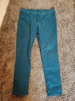 Blue Motion Drainpipe Trousers petrol-cadet blue