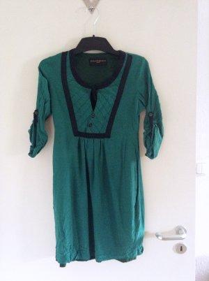 petrolfarbenes Kleid von Belle&Bunty