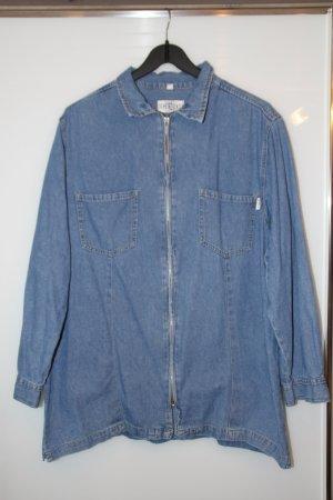 Petrolid Vintage Jeanshemd blau