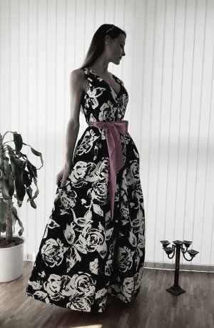 Petticoat Abendkleid Verlobungskleid Ballkleid