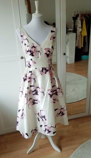 Chi Chi London Petticoat Dress multicolored