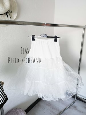 Crash Skirt white