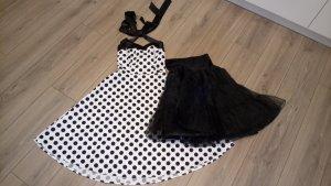 Petticoatkleid mit Unterrock