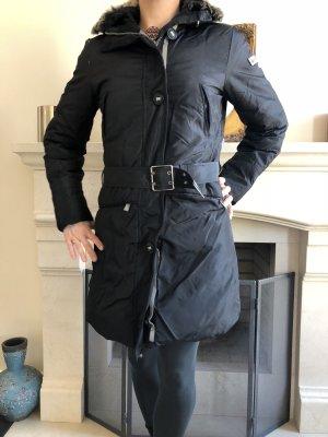 Peuterey Damen Winter Daunenjacke schwarz 42 / 36