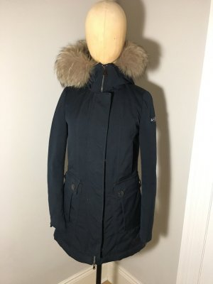 Peuterey Down Coat blue