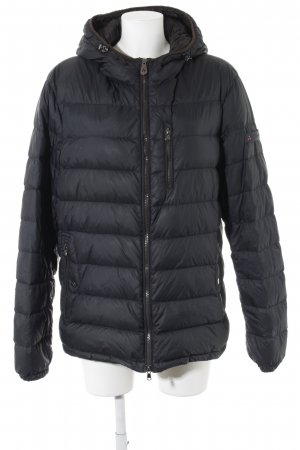 Peuterey Down Jacket dark blue-anthracite casual look