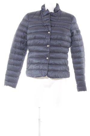 Peuterey Daunenjacke dunkelblau schlichter Stil