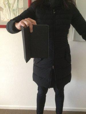 Peuterey Manteau en duvet noir tissu mixte