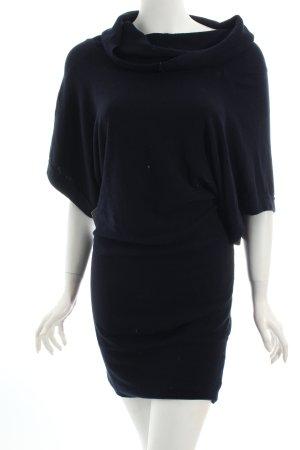 Peuterey Long Sweater dark blue casual look