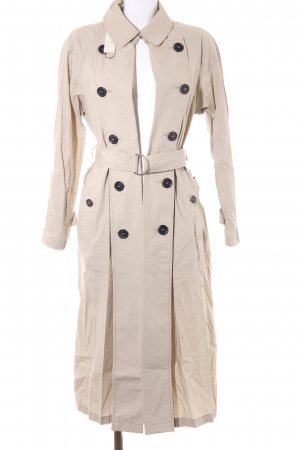 Peuterey Trenchcoat hellbeige Business-Look