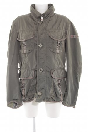 Peuterey Übergangsjacke khaki-braun Casual-Look