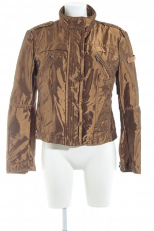 Peuterey Übergangsjacke bronzefarben Casual-Look