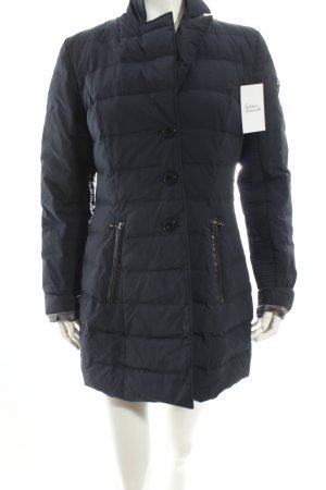 Peuterey Winterjacke dunkelblau klassischer Stil