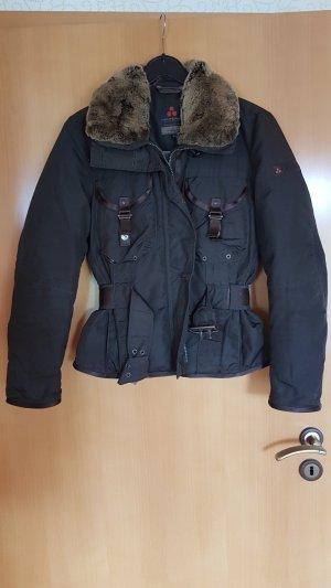 Peuterey Winterjacke gr 42 / 36 Braun