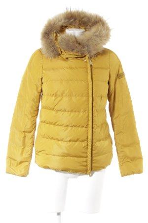 Peuterey Winterjacke mehrfarbig Casual-Look