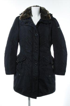 Peuterey Giacca invernale nero stile casual