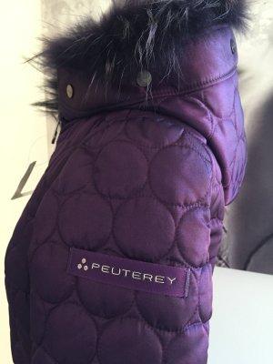 Peuterey Wintermantel XL Pelz limitiert Edition 889