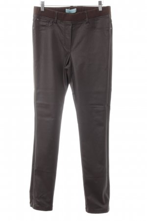 Pfeffinger Treggings dark brown casual look