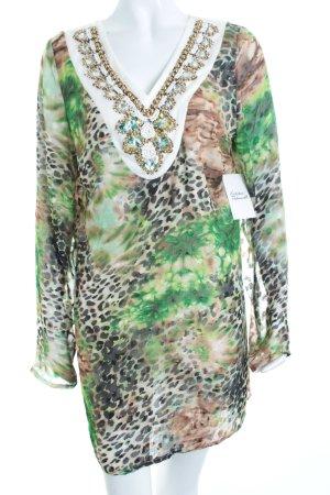 Pfeffinger Tunikabluse Leomuster Street-Fashion-Look