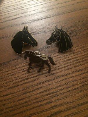 Pferde-Anstecker/Pins