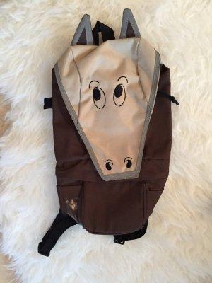 Pferderucksack Kindergartenrucksack Tasche