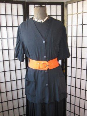 *PFINGST-SALE*  Kurzarm Blusenjacke mit V Ausschnitt