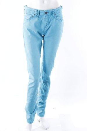Bench Jeans skinny multicolore Cotone
