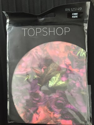 Topshop Leggings multicolore Nylon