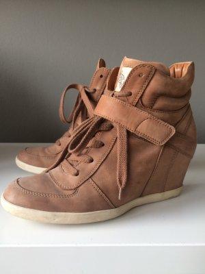 PG - Sneaker mit Keilabsatz