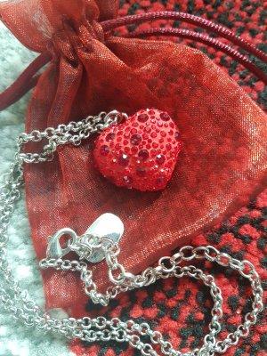 PHANTASYA Halskette mit Swarowskisteinen