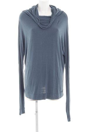 Phard Kapuzenshirt blau Casual-Look
