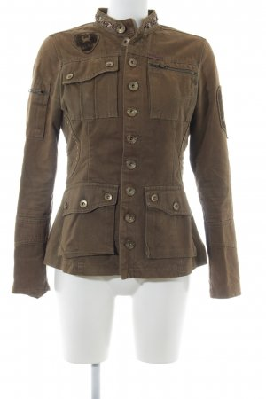 Phard Military Jacket olive green casual look