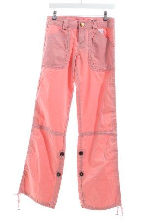 Phard Stoffhose rosa 90ies-Stil
