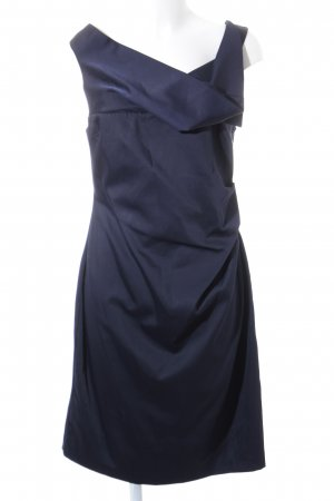 Phase eight Abendkleid dunkelblau Elegant