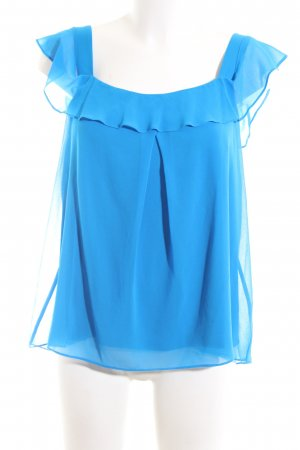 Phase eight Blusentop blau Business-Look