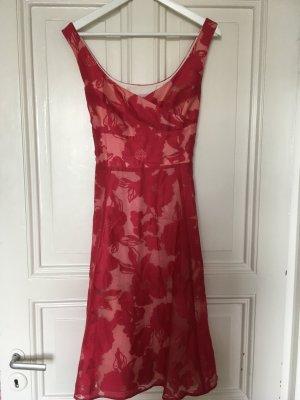 Phase Eight Kleid Blumen Pink in 14 (42)