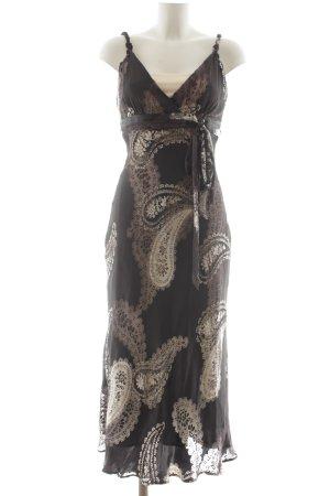 Phase eight Vestido largo estampado con diseño abstracto look casual