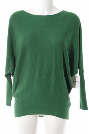 Phase eight Jersey holgados verde bosque look casual
