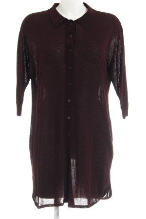 Phase eight Shirtkleid braunrot Casual-Look