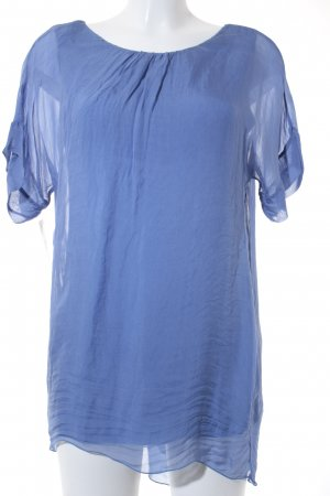 Phase eight Shirttunika kornblumenblau Casual-Look