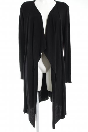 Phase eight Strick Cardigan schwarz Casual-Look
