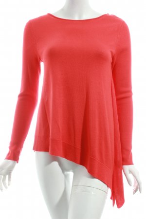 Phase eight Strickpullover rot Casual-Look