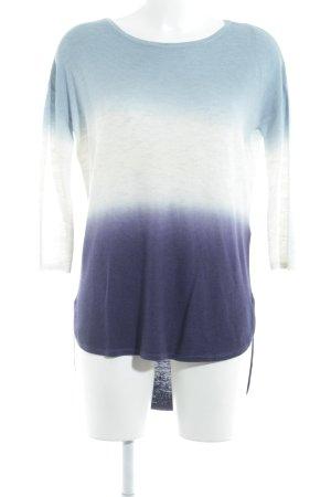 Phase eight Camisa tejida degradado de color look casual